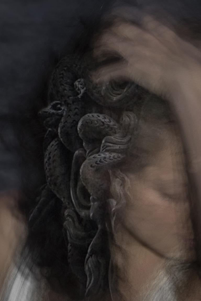 Metamorphosis IV detail
