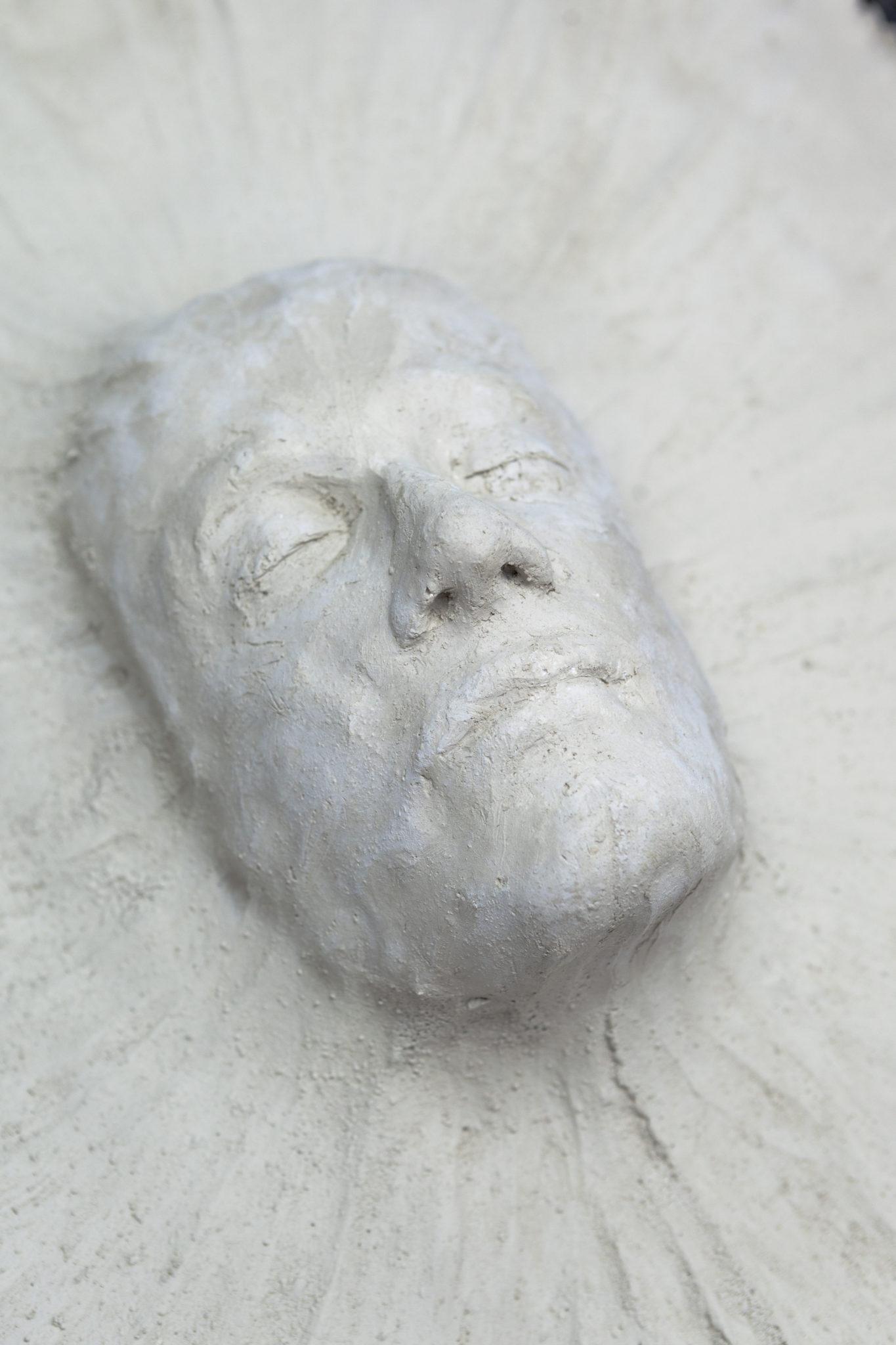 Nathanael Uhlig, Express Emotions, the state of meditation, 61×151×20cm,2021
