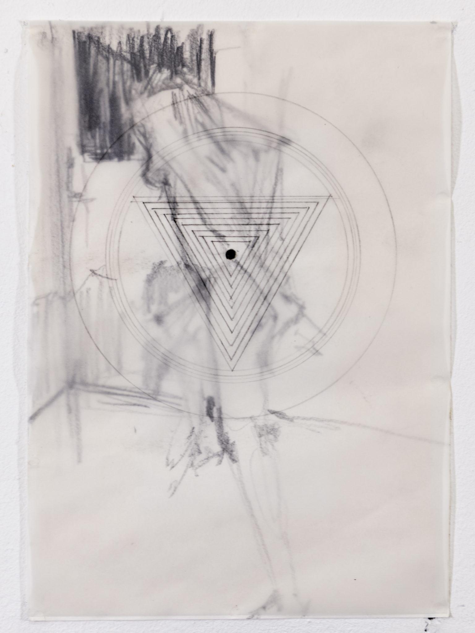 Svenja Jarisch, ohne Titel, Bleistift auf Papier, 29x21, 2021